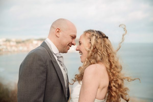 A beautiful seaside wedding in Scarborough Ambassador Hotel