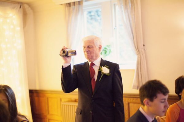 A beautiful winter wedding at Whitley Hall, Grenoside, Sheffield with a mature bride and groom