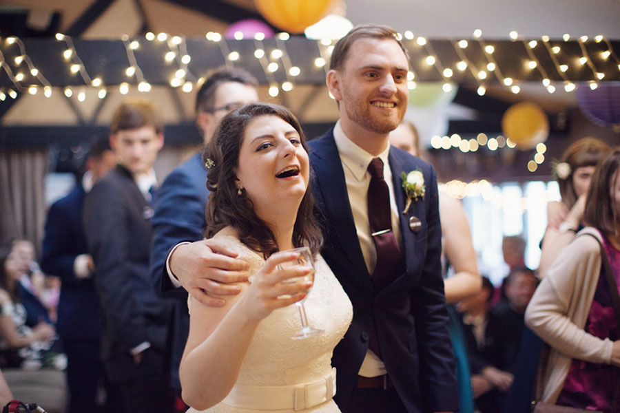 Gorgeous marquee wedding at Hagglers Corner Sheffield alternative reception venue beautiful natural photography