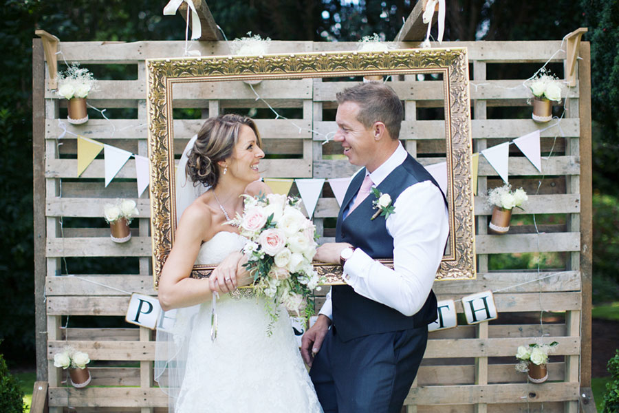 York The Parsonage wedding venue on a sunny summer day with natural wedding photography by Sasha Lee Photography
