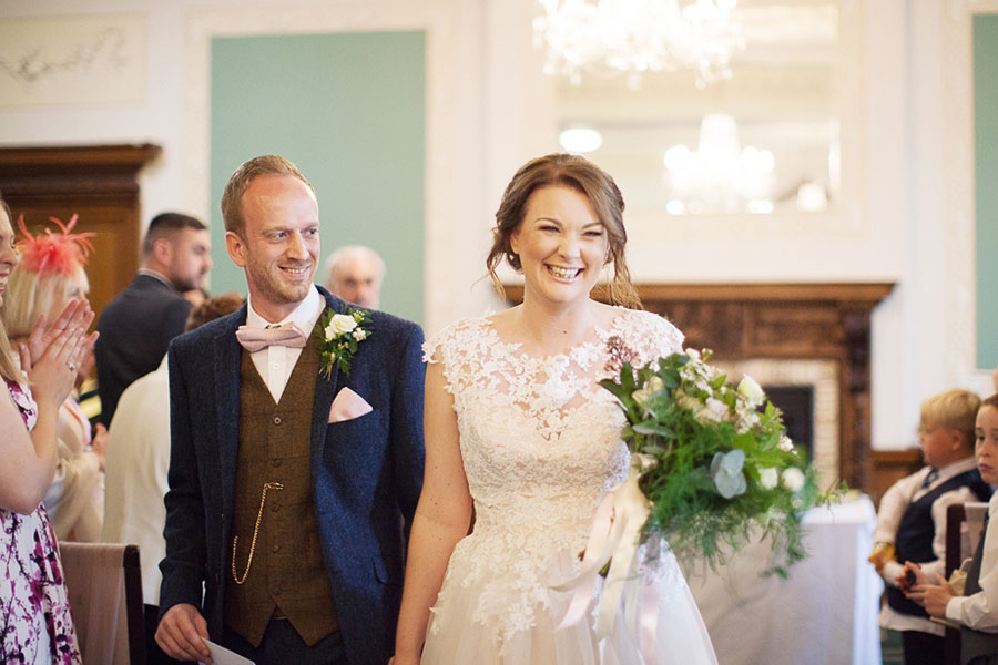 Wortley Hall wedding venue in Sheffield Yorkshire with natural photography beautiful and romantic