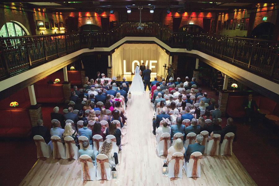 The Engine Shed Wedding | Wetherby Wedding Venue | Natural Wedding Photography Yorkshire | Alternative steampunk venue