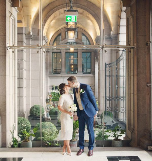 The Principal Manchester wedding venue photography | Glamorous & elegant English venue | Natural wedding photography Manchester