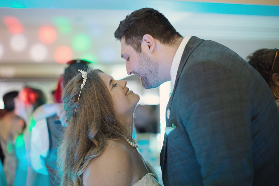 Natural wedding photography Sheffield at Whitley Hall hotel with female photographer and a picture of yorkshire wedding photography