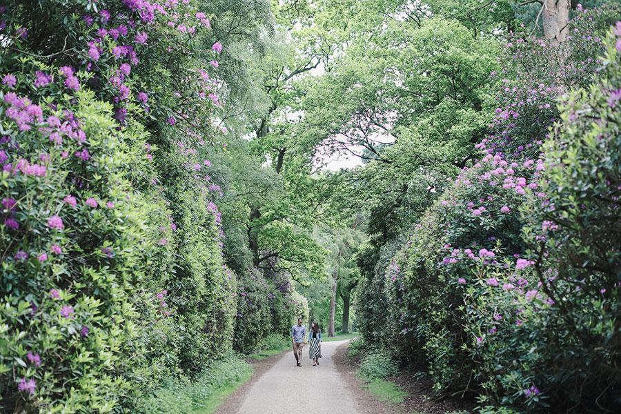 Niamh & Sean ♡ Sandringham Estate Engagement Photoshoot