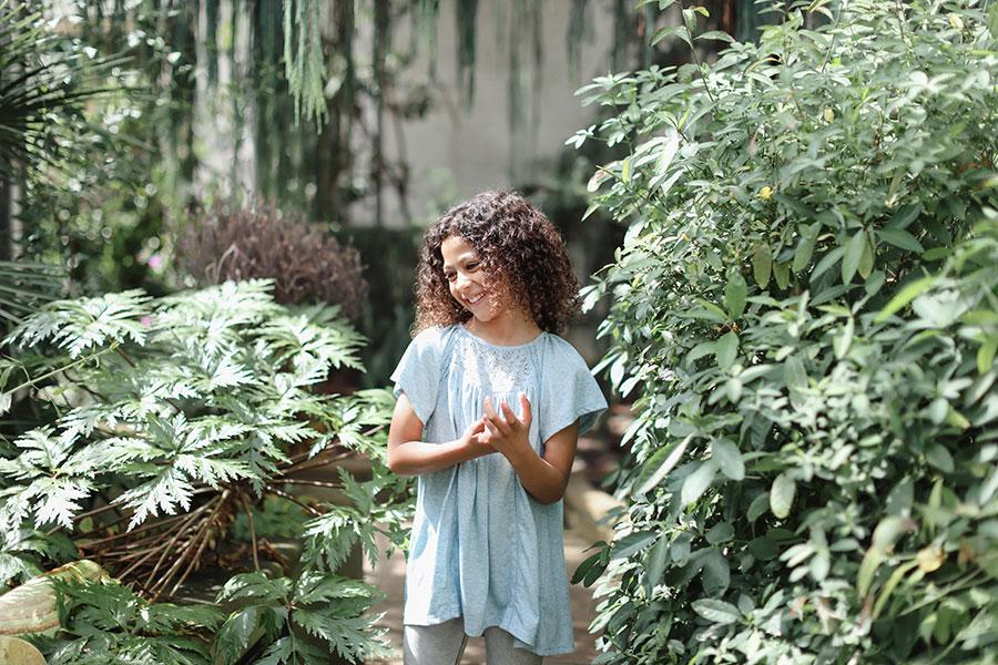 Kyrah & Ky ♡ Sheffield Botanical Gardens, Portrait Photoshoot