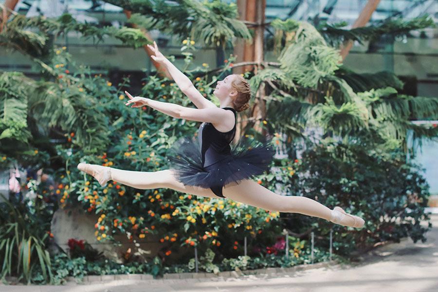 Ballet Dancer Leanna Wood ♡ Sheffield Portrait Photoshoot