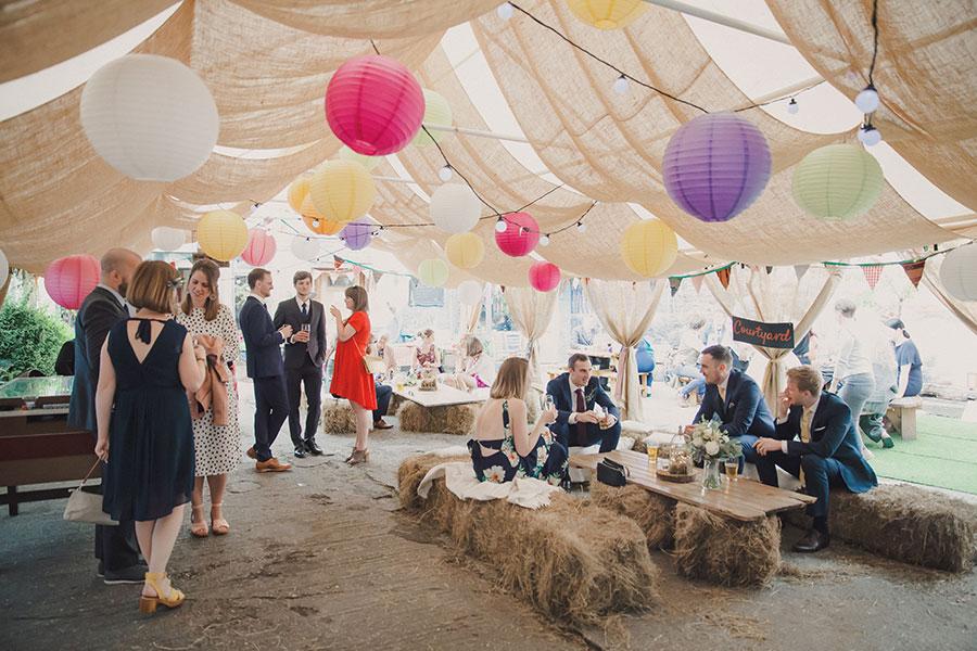 Alternative wedding venue Sheffield | Hagglers Corner wedding | Urban venue Yorkshire | Unusual wedding venue UK | Natural photography