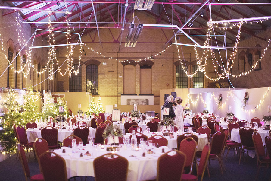 Alternative wedding venue Sheffield | Kelham Island wedding | Urban venue Yorkshire | Unusual wedding venue UK | Natural photography