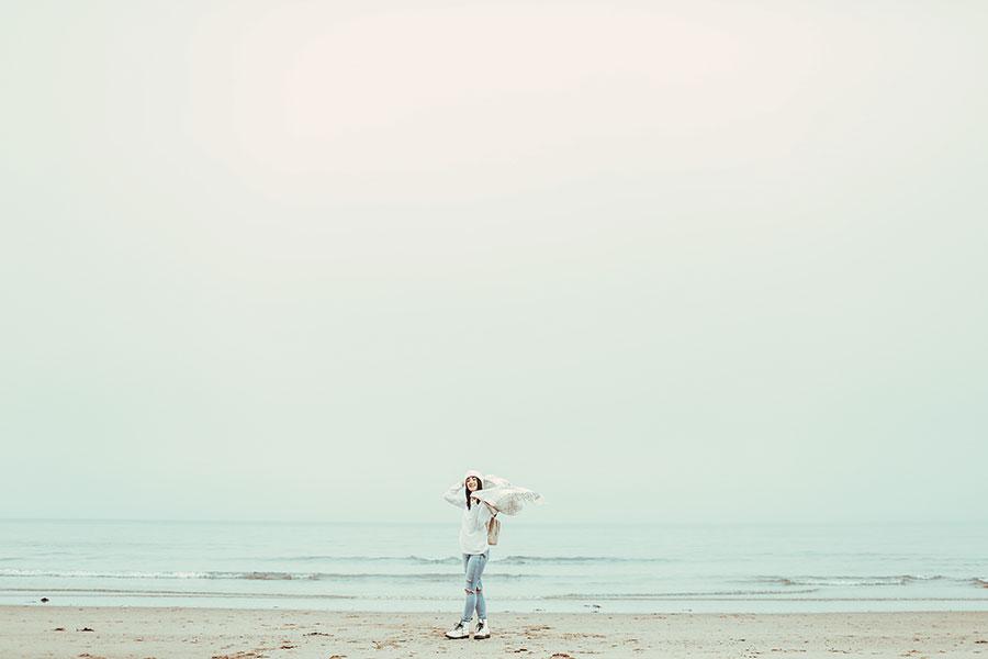 Fun Engagement Shoot Ideas | The Beach | The Seaside