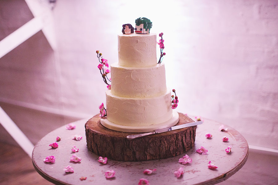 Alternative wedding cake ideas | Alternative wedding cake inspo inspiration | Homemade cake