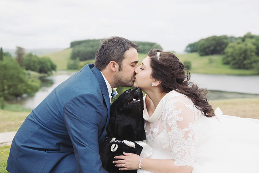 Dogs at Weddings 23