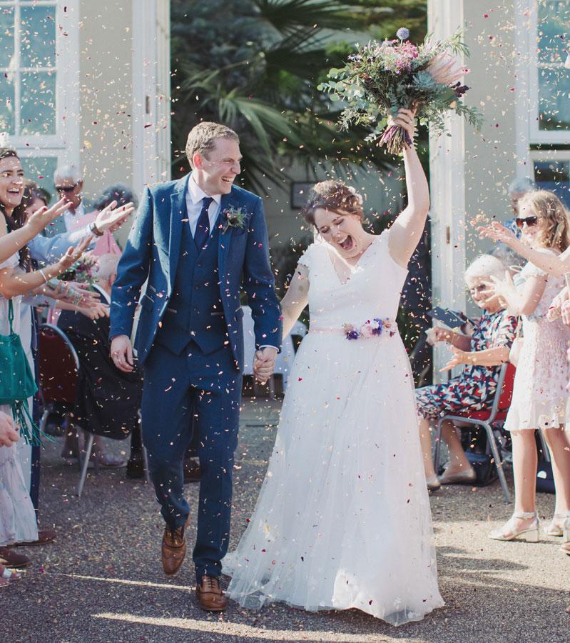 Natural Sheffield Wedding Photography