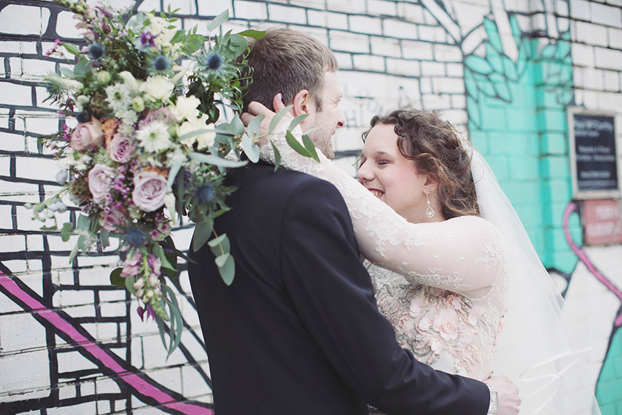 Karl & Michelle ♡ The Chimney House Wedding, Sheffield