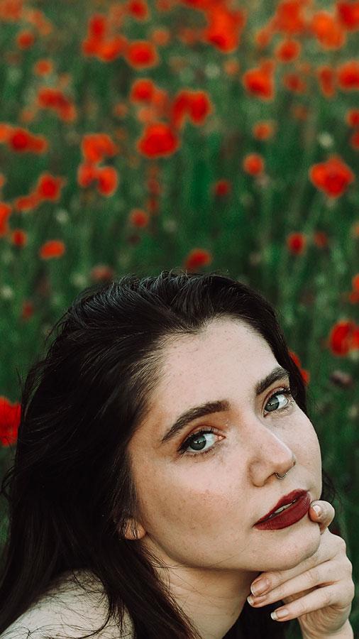 Rach Poppy 18