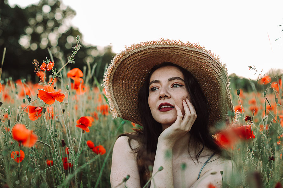 Poppy Field ♡ Photographing The Seasons | Part 3