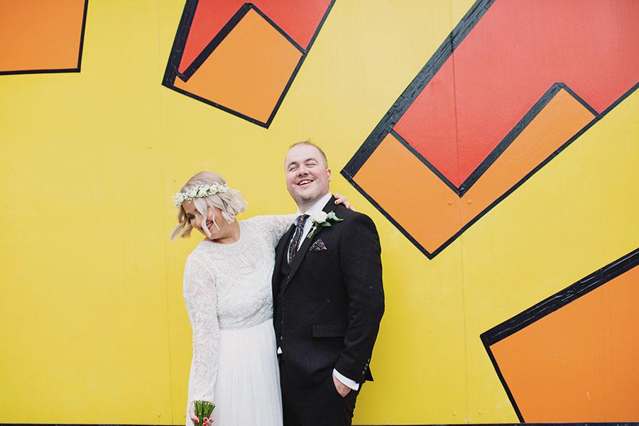 Laura & Dale ♡ The Chimney House & Trafalgar Warehouse Wedding